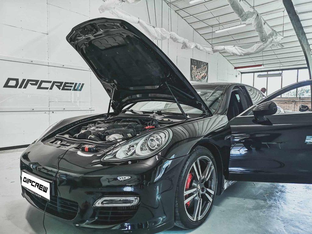 Chiptuning af Porsche
