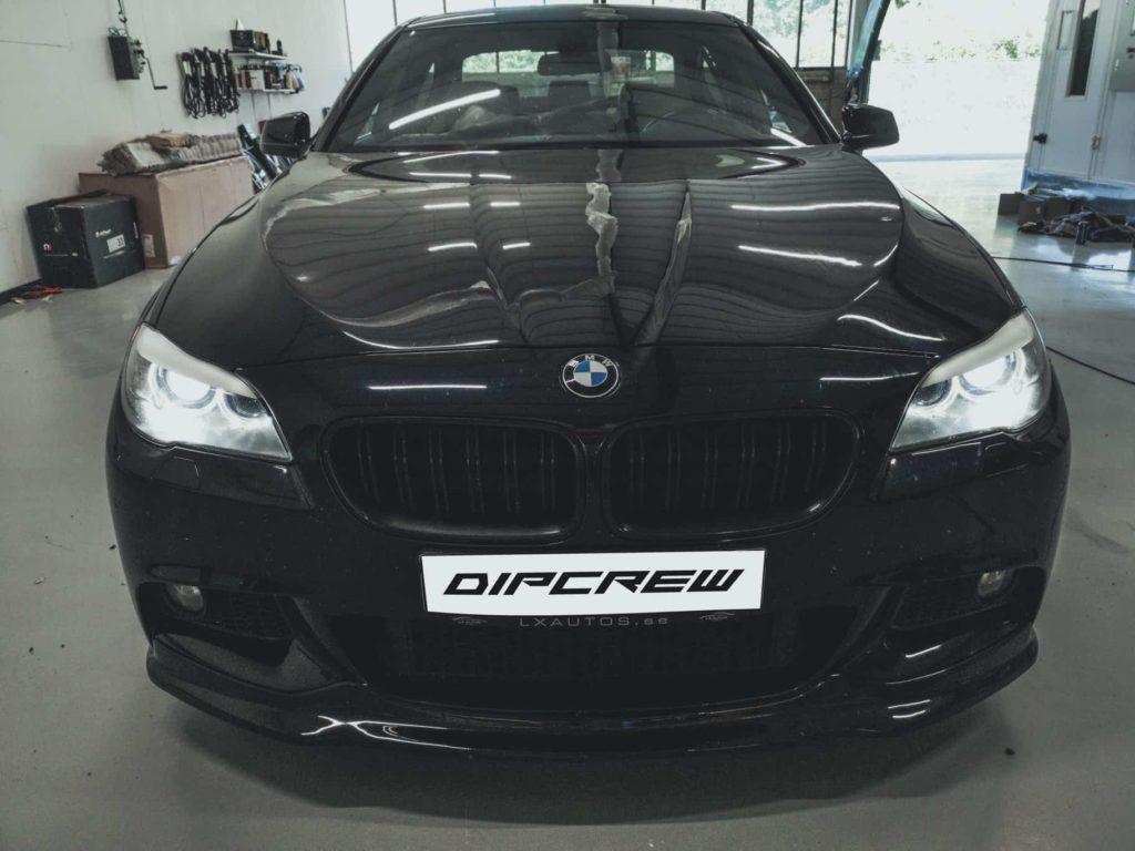 Chiptuning af BMW